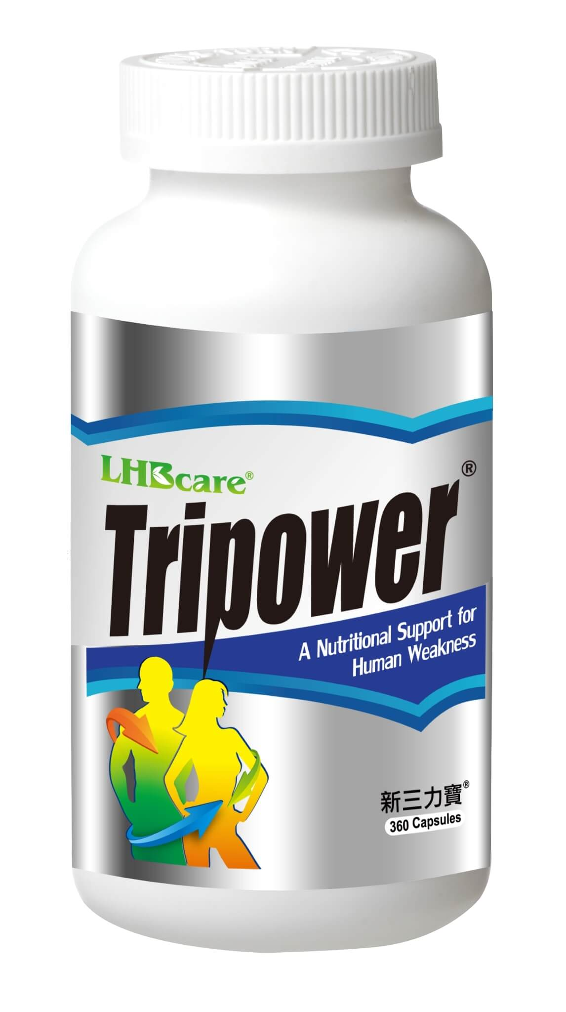 新三力寶 Tripower